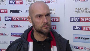 Williams hails Sherwood impact