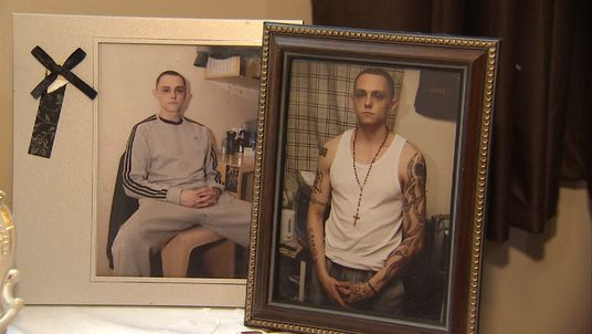 James Ward, who was jailed for 10 months and is still in jail after 11 years