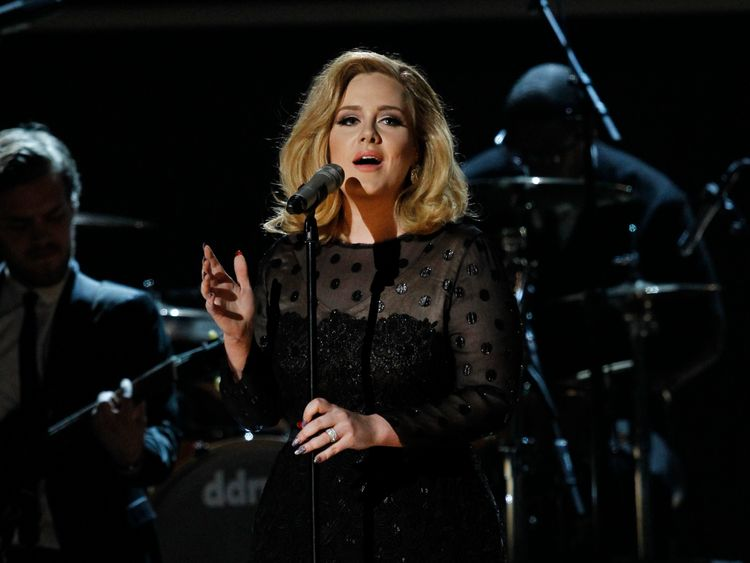 The singer said she did not take anti-depressants and was reluctant to talk to anyone