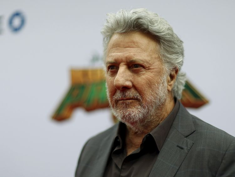 Dustin Hoffman took home Best Actor for Esio Trot