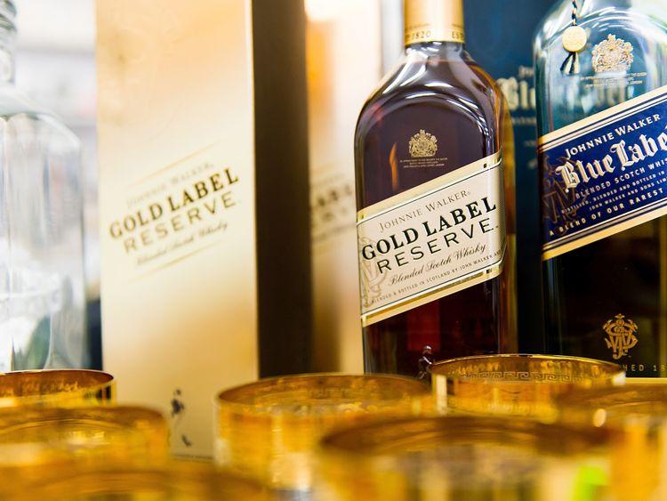 Guinness owner plots $1bn Goldschlager auction