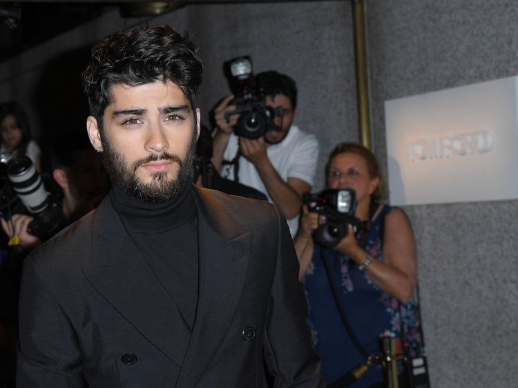 Since he left One Direction, Zayn has been public with his battle with anxiety