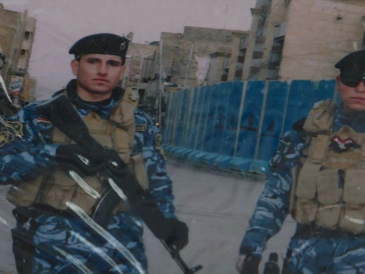 Hussain and Aboud were killed because they were once in the Iraqi army