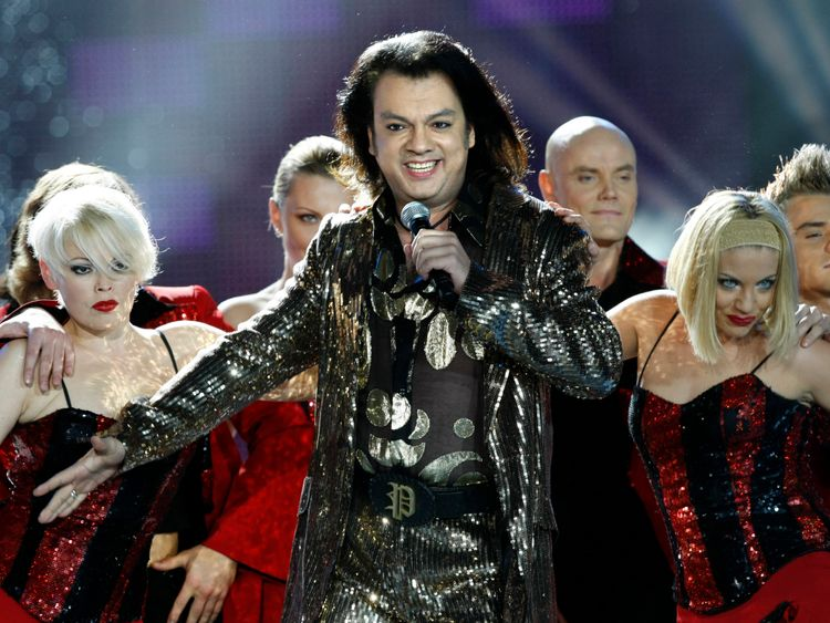 Philipp Kirkorov has been a chart-topper in Russia since the 1990s