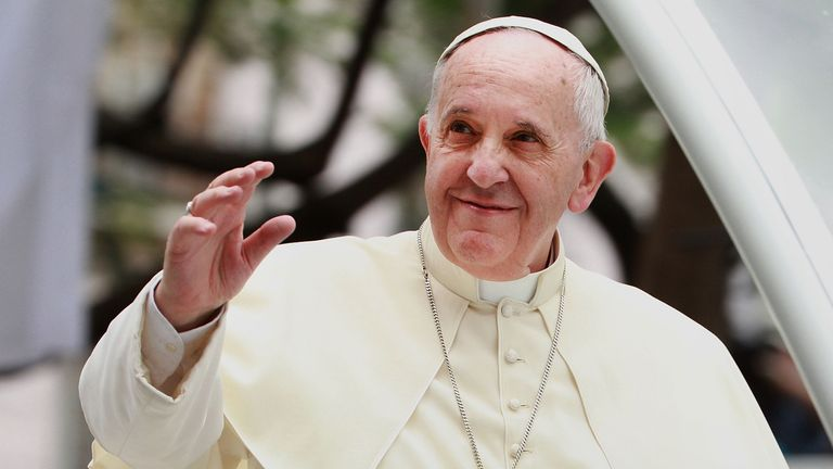 Pope Francis wants the church to show more mercy to women