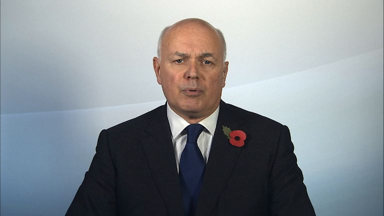 Iain Duncan Smith reacts to Brexit court ruling
