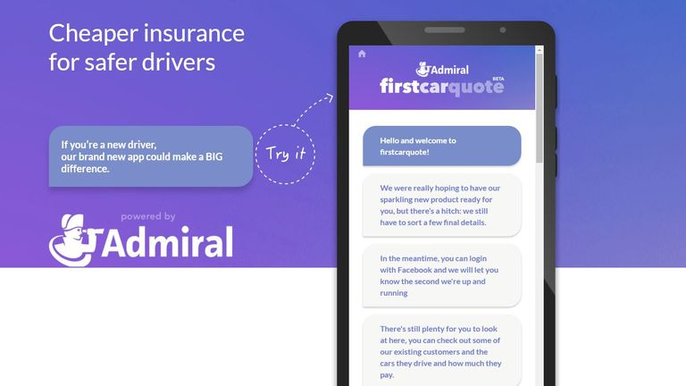 Admiral has pulled the scheduled launch of its firstcarquote app