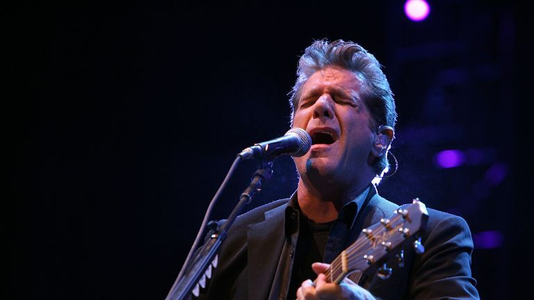 Eagles frontman Glenn Frey died aged 67 on January 18