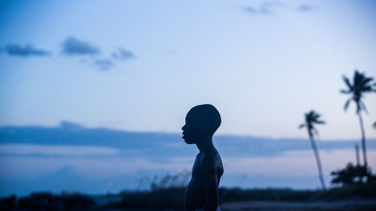 Moonlight chronicles the life of a young black man growing up in rough Miami