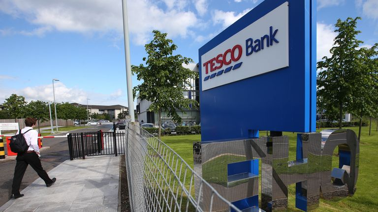 Tesco Bank pledge to cyber heist victims