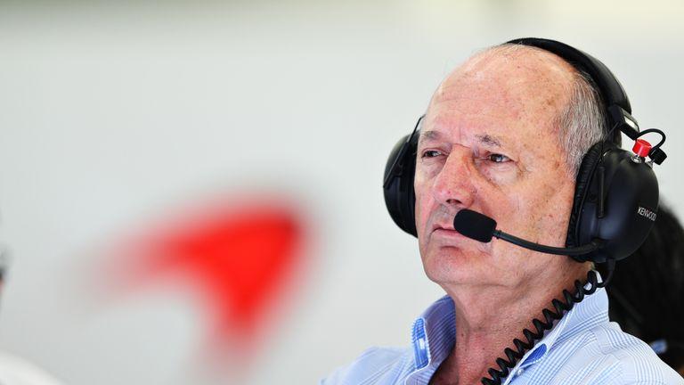 Ron Dennis owns 25% of McLaren