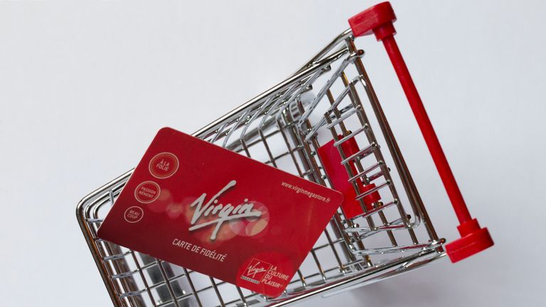 Virgin Money has been increasing its market share over the last several years
