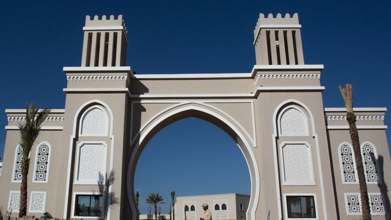 The Foreign Office advice covers Sharm's airport not the resort itself