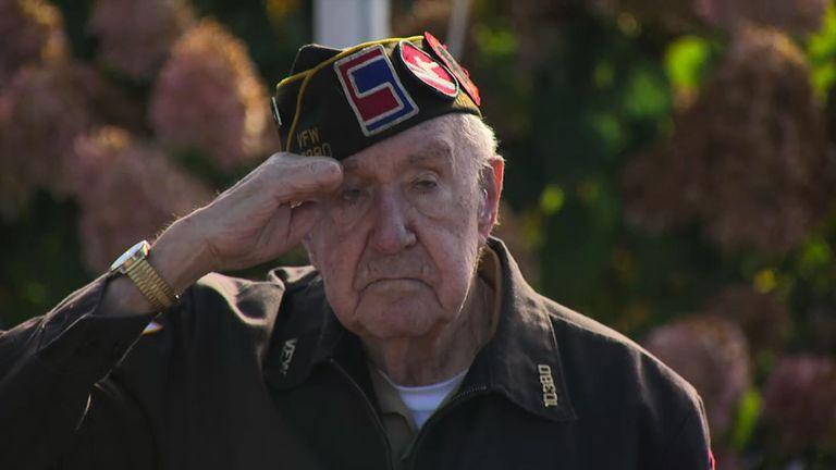 US veterans in Ohio, US