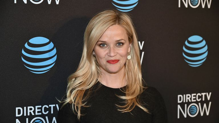 Actress Reese Witherspoon already has a lot of fingers in business pies
