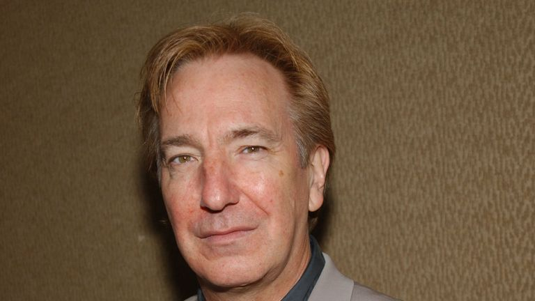 Die Hard actor Alan Rickman died aged 69 on January 14