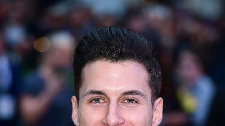 Gorka Marquez was attacked hours after he took part in the show's Blackpool special