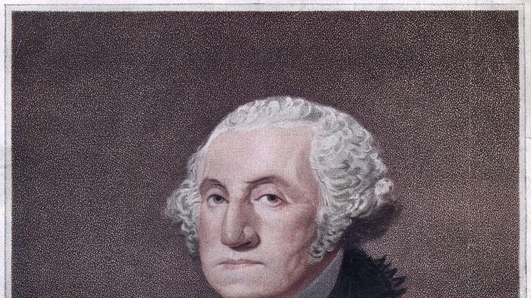 George Washington had links with Washington County Durham