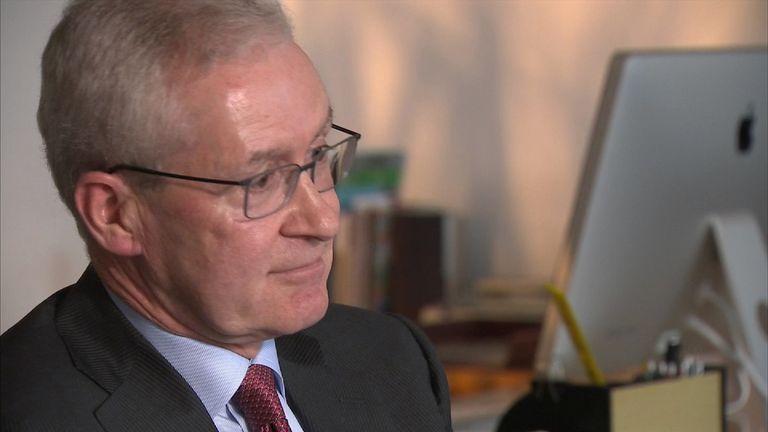 Hugh Brady, Vice Chancellor Bristol University