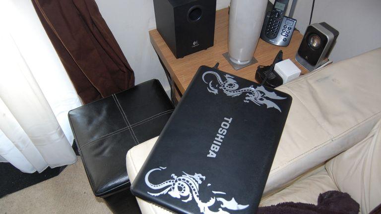 Laptop found in Stephen Port's flat in Barking, east London
