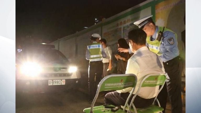One punished driver said he would not be returning to Shenzhen