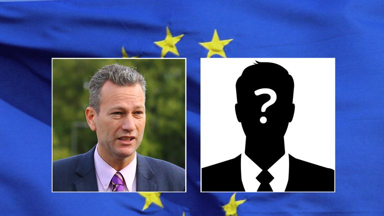 Nathan Gill was the most recognised MEP in Wales, followed by fictitious Elwyn Davies