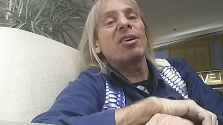 Full interview with 'Spiderman' Alain Robert