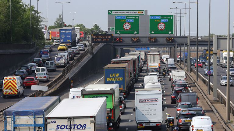 The Government last week promised to put £220m towards tackling congestion