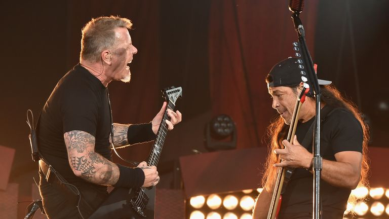 The band says Hardwired is Metallica at their 'angriest'