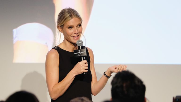 Goop is an online lifestyle publication set up by Paltrow in 2008