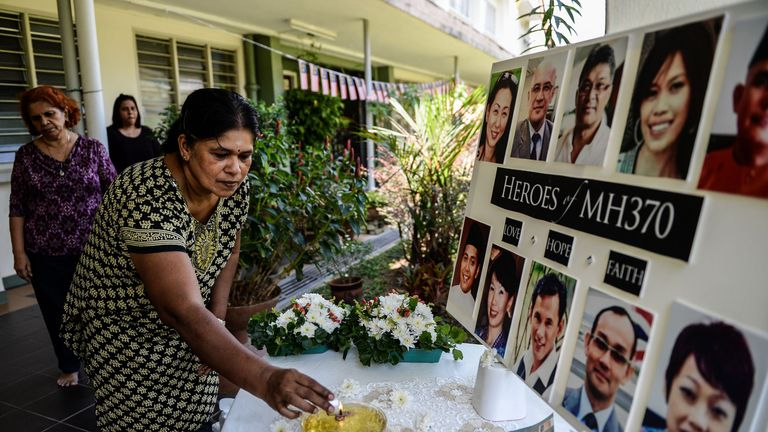 Passengers of missing Malaysia Airlines flight MH370 are remembered on the second anniversary of the plane's disappearance