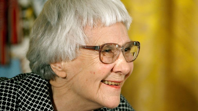 Author Harper Lee, who wrote To Kill A Mockingbird, died aged 89 on February 19