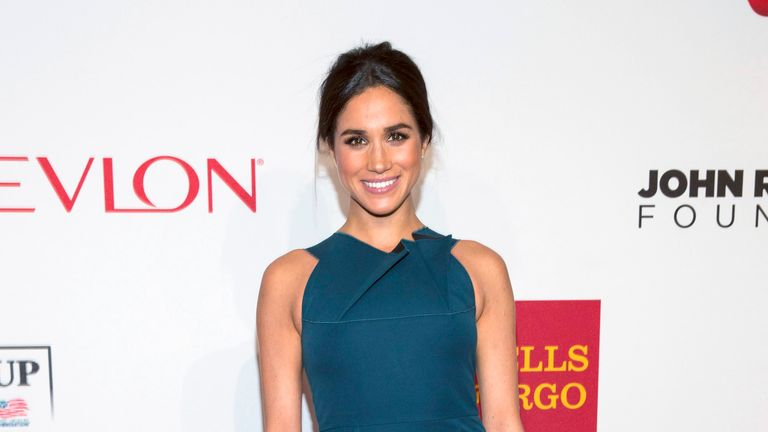 Meghan Markle has been subject to a 'wave of abuse and harassment'