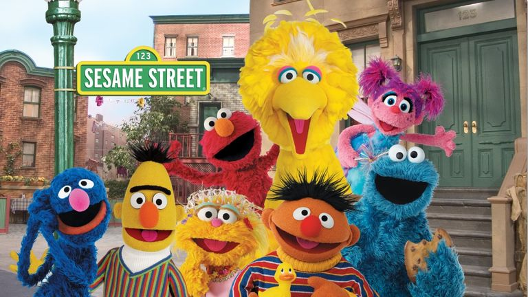 Sesame Street is the longest running children's show and has won nine Grammy Awards