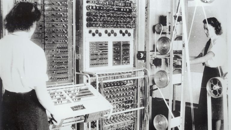 Bletchley codebreakers played a massive part in WW2