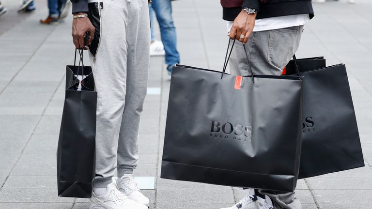 78d7de826 Hugo Boss to raise prices in Europe as part of profits plan ...