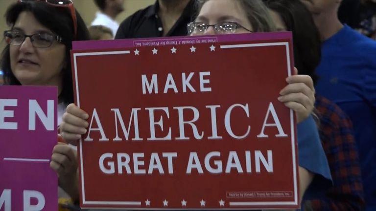 When was America last great?