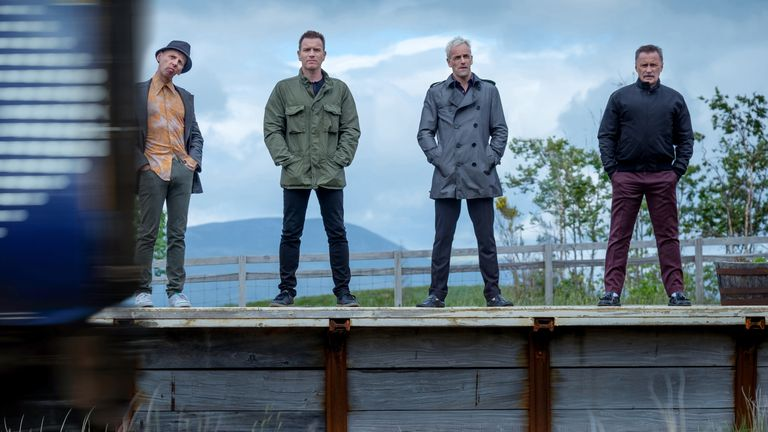 T2 Trainspotting will be released in UK cinemas on 27 January
