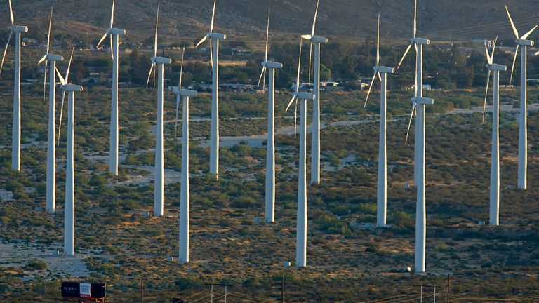 It will soon be cheaper to build windfarms than burn fossil fuels