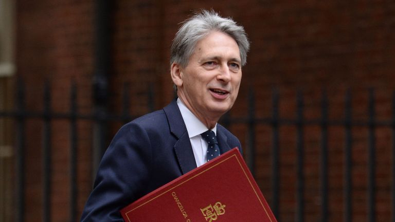 Philip Hammond is being urged to ditch further income tax breaks