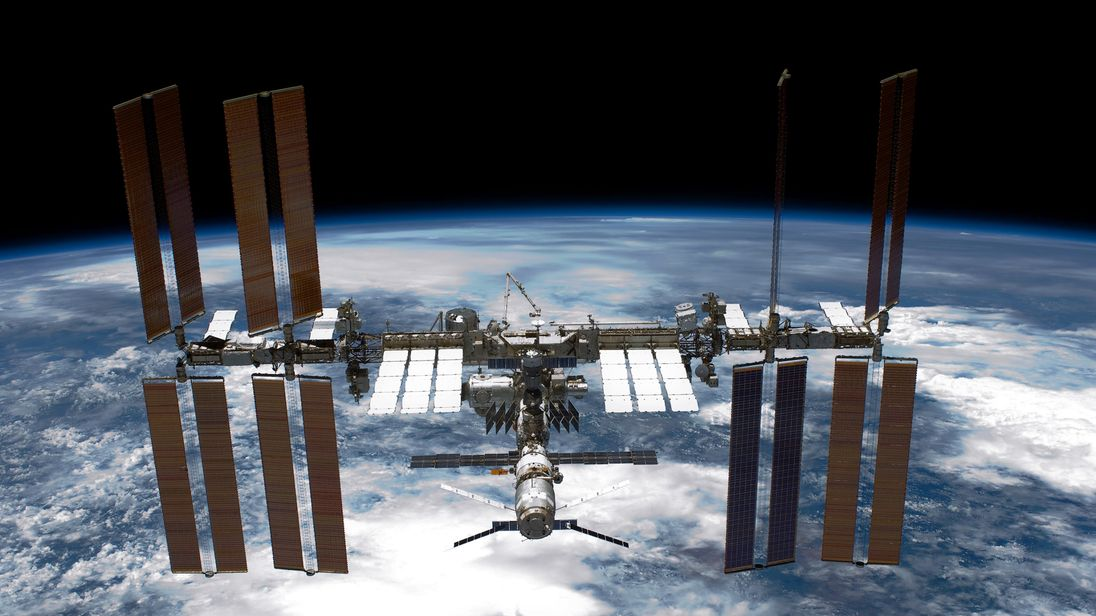 'Shape-shifting' bacteria spotted on International Space Station