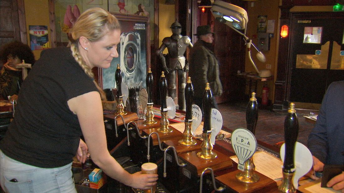 The Aeronaut pub