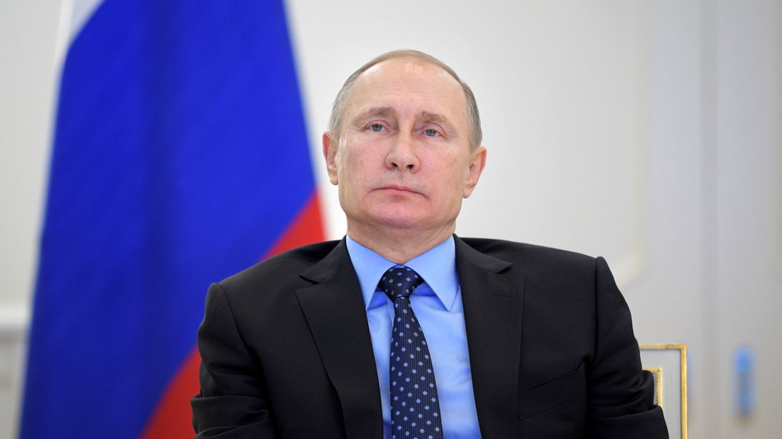 Why not impose sanctions against Putin 13