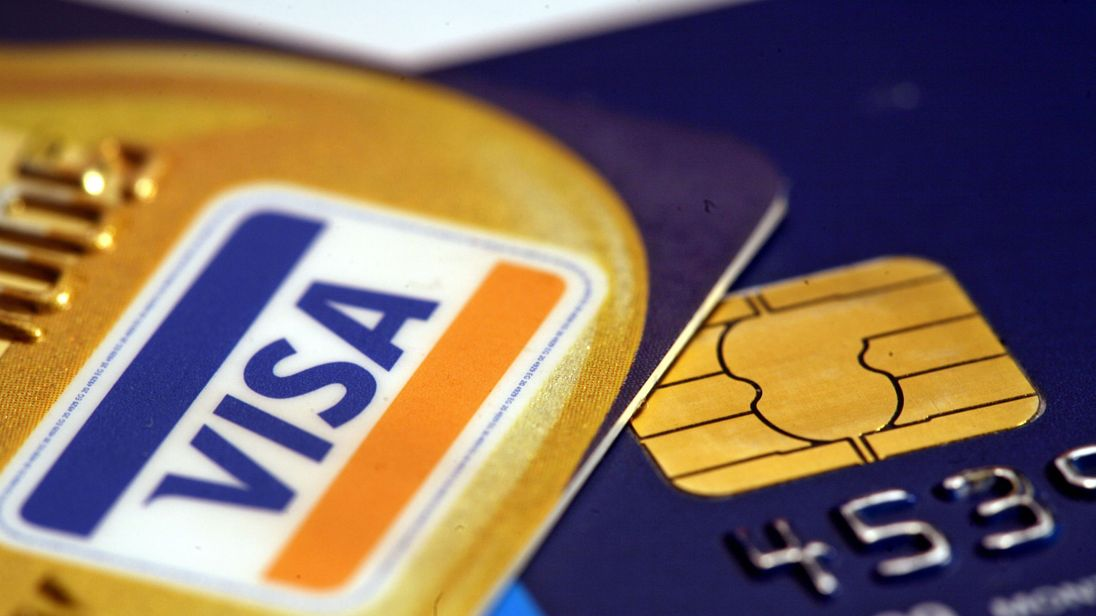 Visa transactions hit by service outage