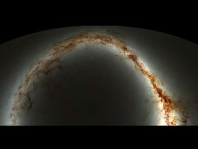 A compressed viepan-starrs1w of half a million photos of the entire sky. Pic: Pan-STARRS1