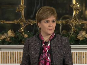 Nicola Sturgeon said Brexit is not a problem of Scotland's making