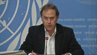 Rupert Colville  Spokesman for the UN High Commissioner for Human Rights