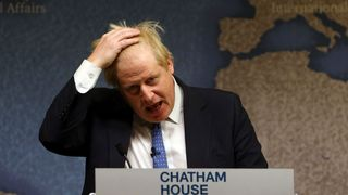 """The foreign secretary has an """"uncanny ability to deflect controversy""""."""