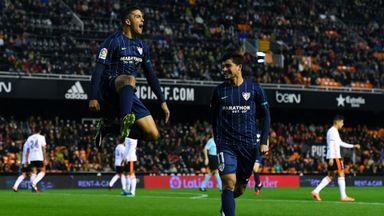 Top 5 La Liga goals - 5th December