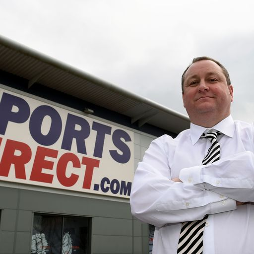 Sports Direct buys House of Fraser for £90m